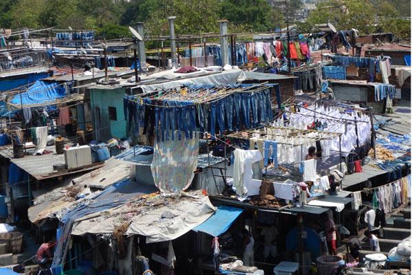 Mumbai Wäscherei