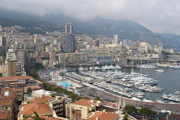 Fürstentum Monaco