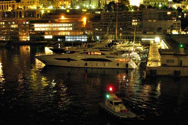 Monte-Carlo-Hafen