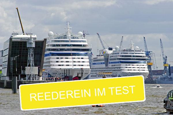 Reederein im Test